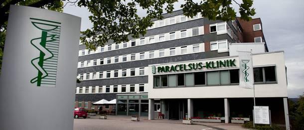 Лечение в Германии, Клиники Германии