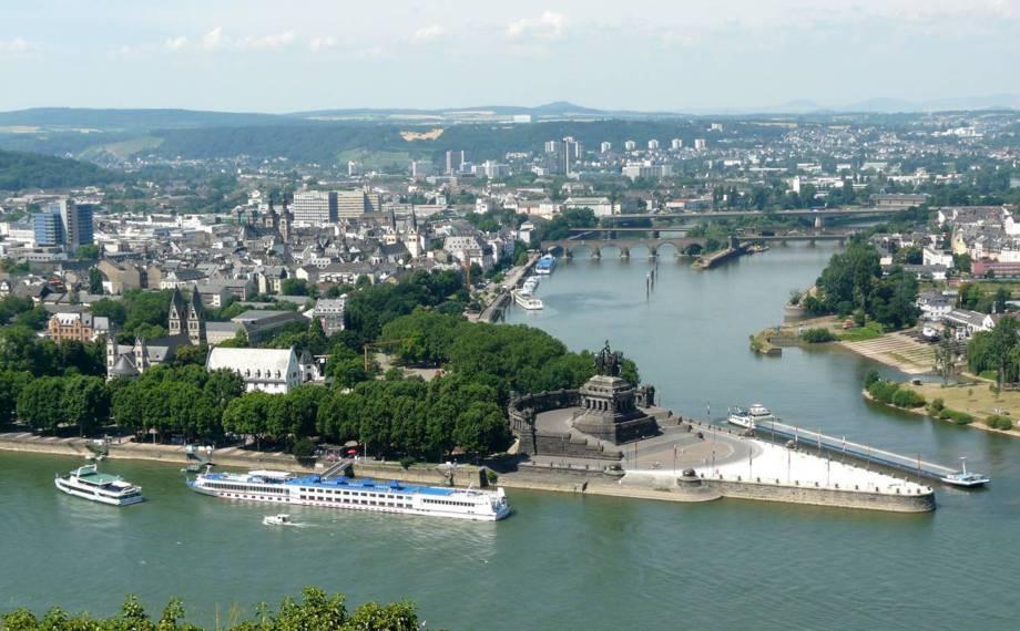 Экскурсии по сказочьному Рейну